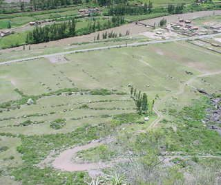 Venta de Terreno en Ollantaytambo