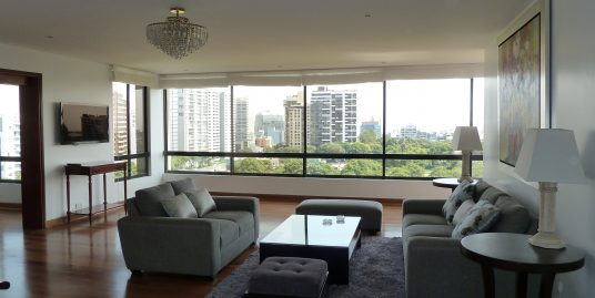 Muy cómodo, bien ubicado amplio departamento en venta San Isidro