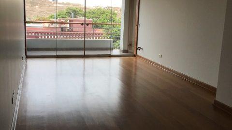 Alquiler departamento en Miraflores muy bien ubicado